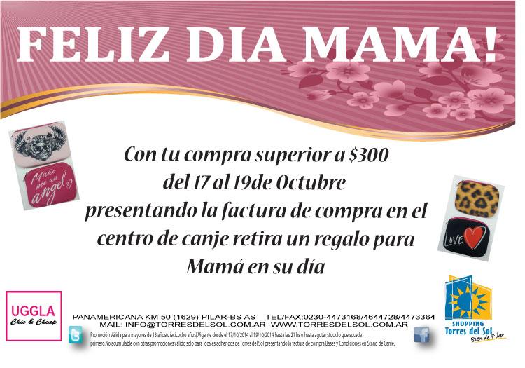 Super Promo para el Día de la Madre